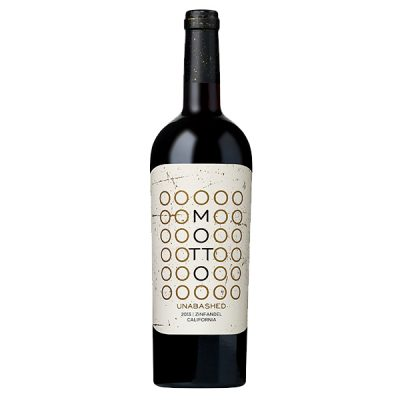 MOTTO Unabashed Zinfandel red dry wine