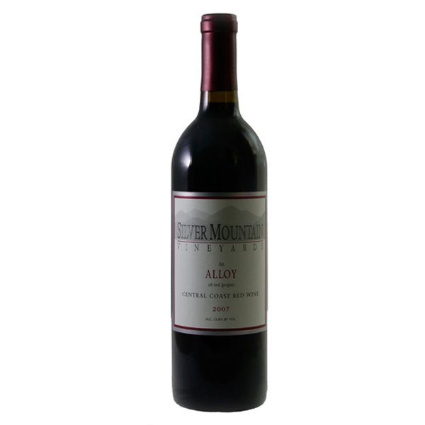Wine Gift - A bottle of Alloy Red Wine