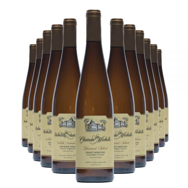Chateau Ste. Michelle Sweet Riesling 12 Bottles