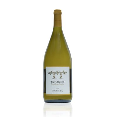 Two Vines Chardonnay - White Dry Wine
