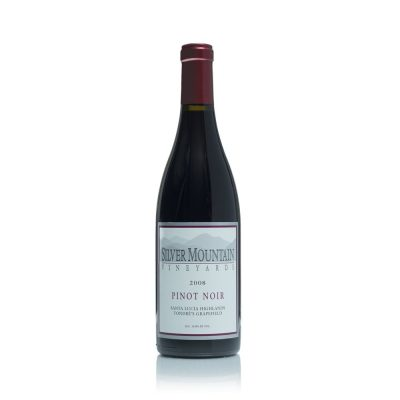 Silver Mountain Pinot Noir